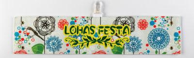 【ライブ・アニメイベント腕章】【布製フルカラー腕章】LOHAS FESTA:東京都 T様