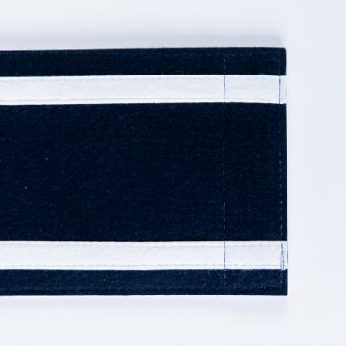 オプション4 :: ライン加工(2本):縫付